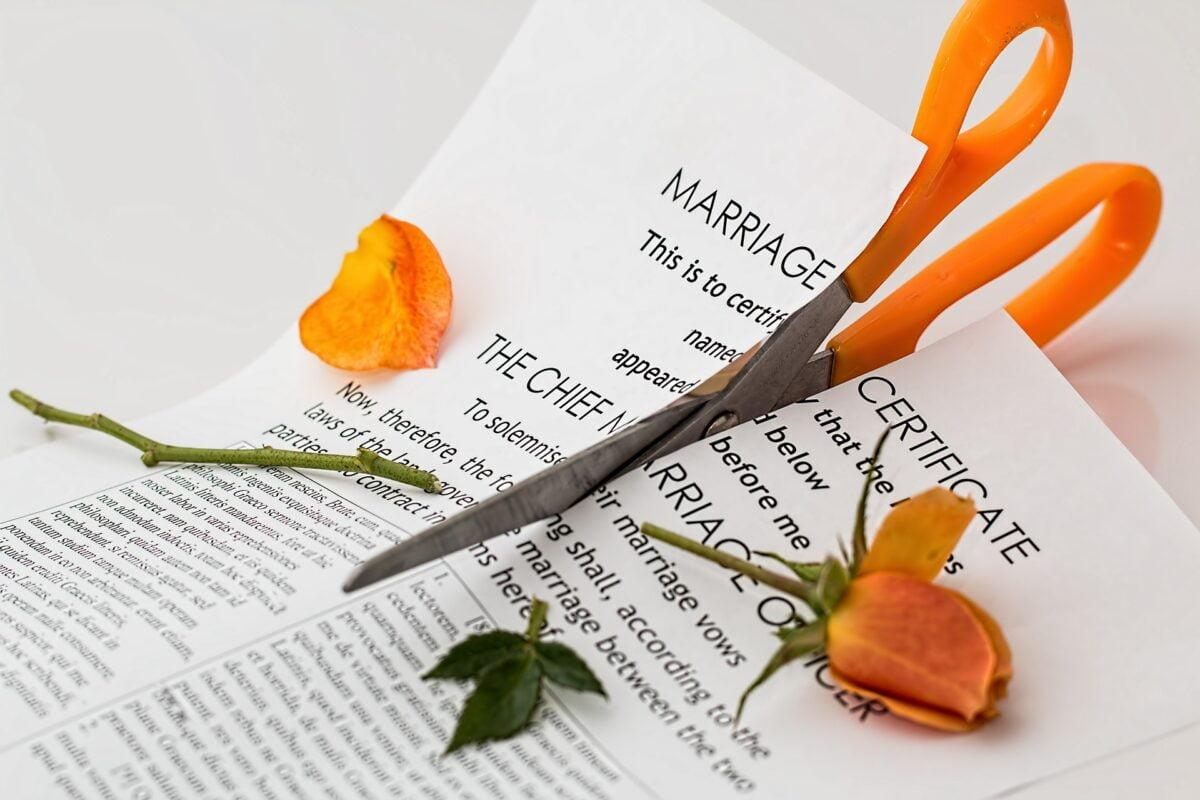 Rozwód - powody