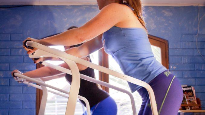 Ćwiczenia, aerobik, cellulit