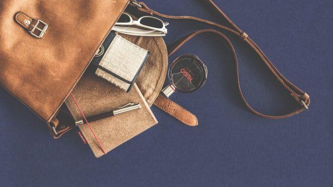 Torebka, wyposażenie torebki