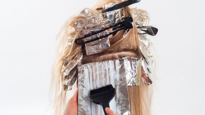 Fryzjer, modna fryzura