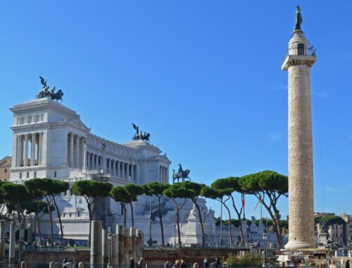 Rzym- dojazd z lotniska Ciampino do centrum