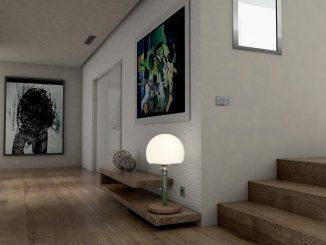 Beton w nowoczesnych i stylowych wnętrzach