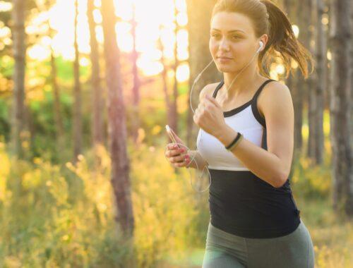 Pomysł na chandrę - bieg to zdrowie