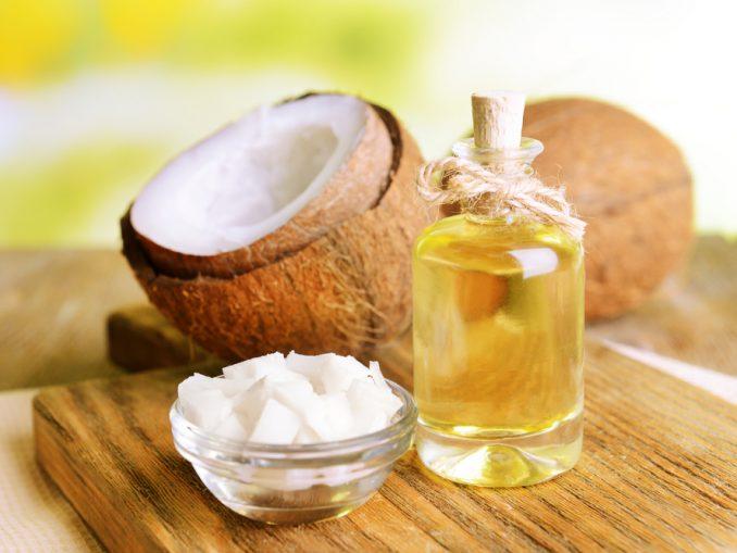 Olejek kokosowy – właściwości kosmetyczne