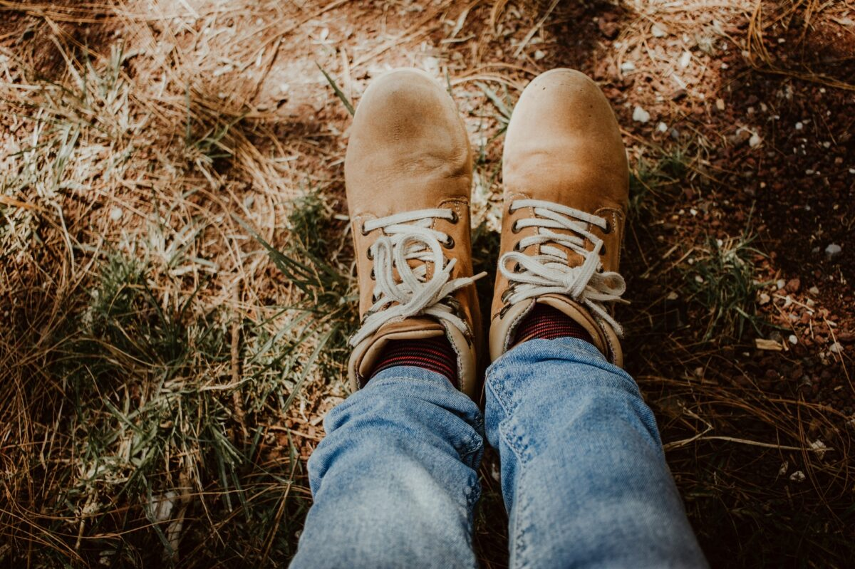 Jak rozciągnąć buty