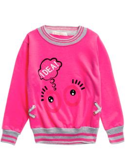 Ubrania dla dziewczynki - bluza