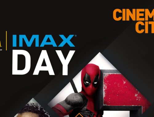 Największe HITY IMAX® 2018 roku tylko za 18zł!