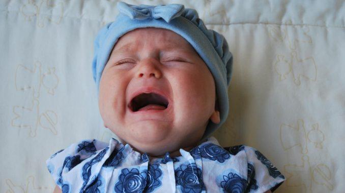 Jak uspokoić płaczącego niemowlaka?