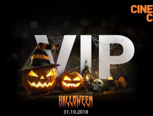 Halloween w stylu VIP!