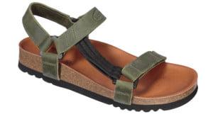 Sandały profilowane Heaven