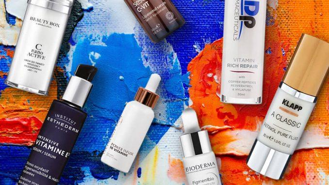 Kosmetyki z witaminami, sprawdź jakie powinnaś wybrać!