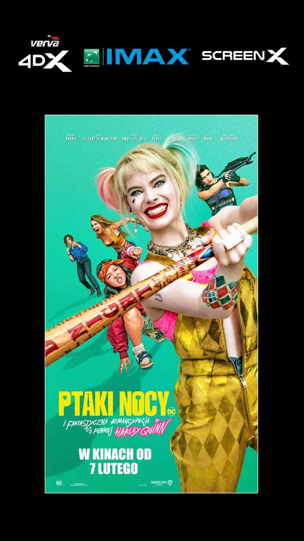 Powrót Harley Quinn na ekrany kin!