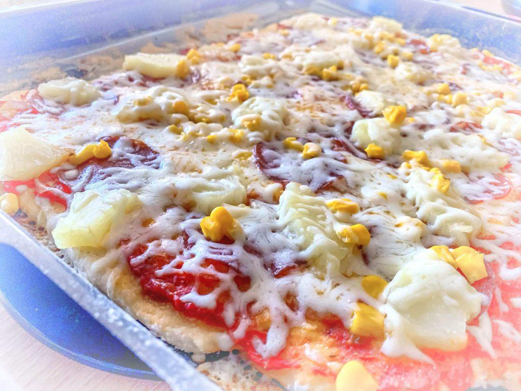 Domowa pizza - pyszna i smaczna