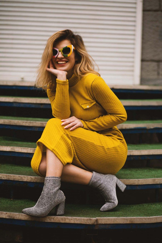 Modne wiosenny trendy