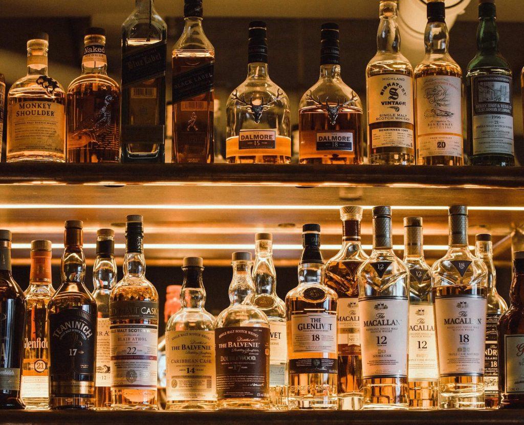 Rodzaje whisky - różne rodzaje
