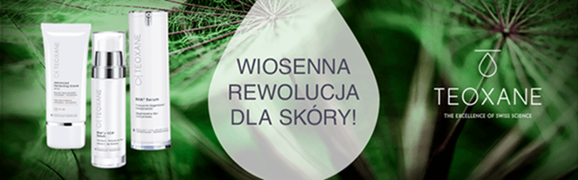Wiosenna rewolucja w pielęgnacji Twojej skóry