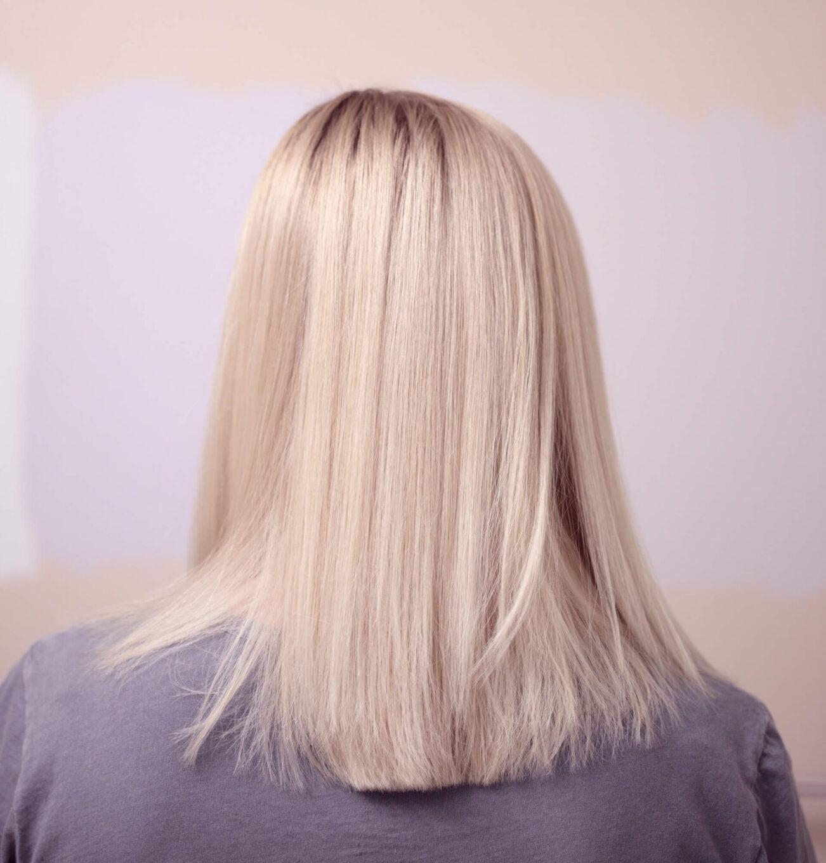 Olejowanie farbowanych włosów jest możliwe