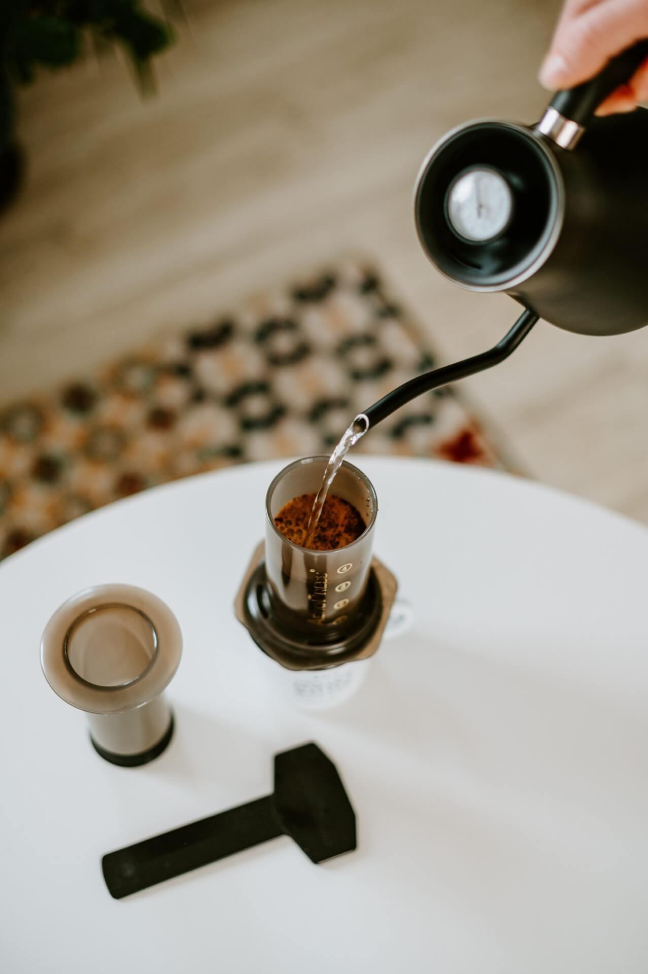 Zaparzacz do kawy i herbaty