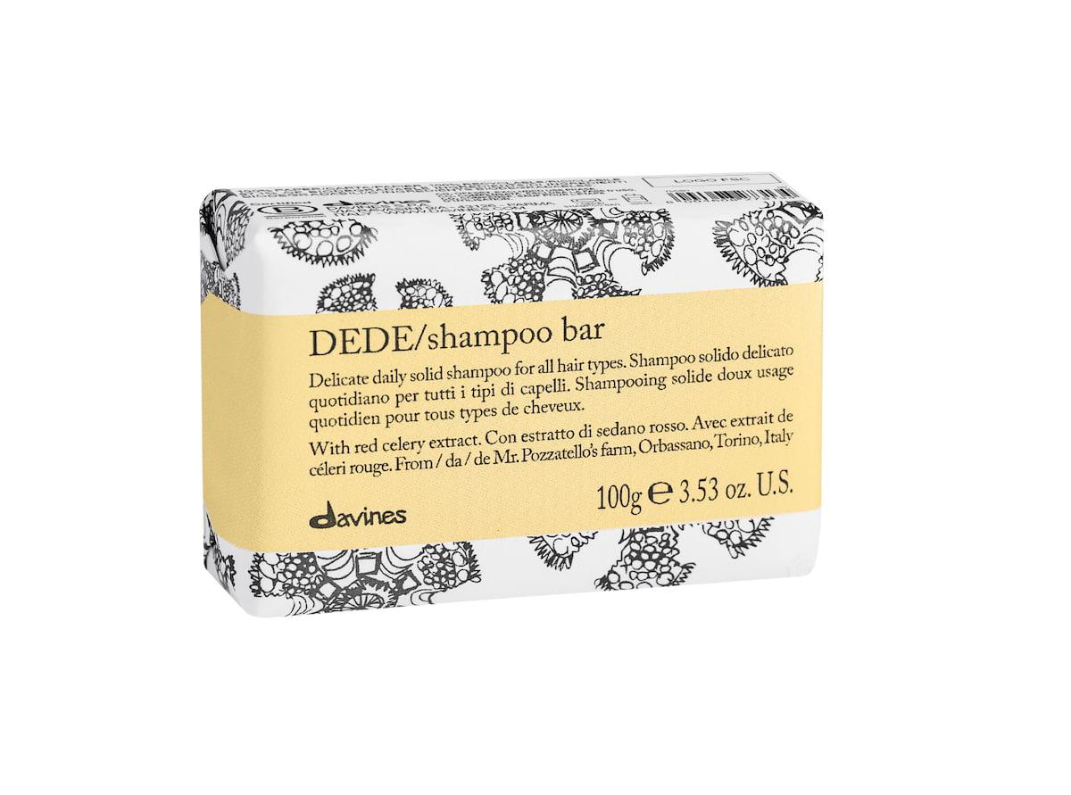 Davines DEDE – szampon w kostce
