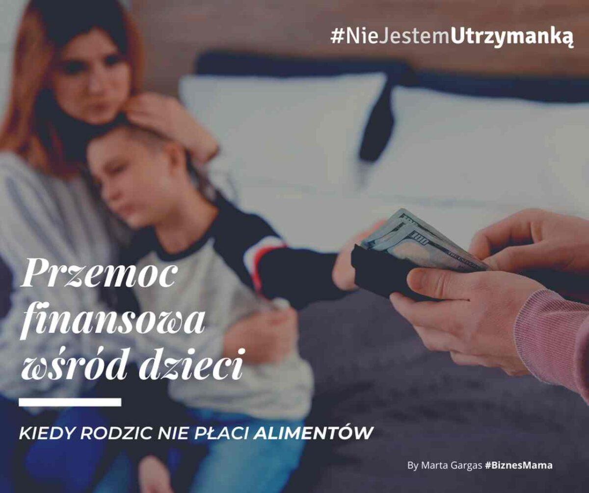 NieJestemUtrzymanką – Kampania społeczna o przemocy finansowej